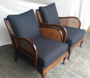 Upholstery Seat Repairs