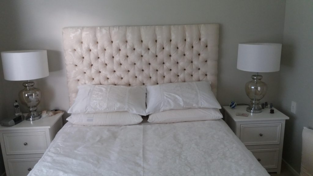 Bed Headboards Upholstered​